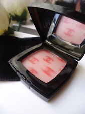 INCREDIBLY RARE CHANEL IRREELLE GLOSS BLACK COMPACT 13 ROSE 6.5g +POUCH NO BOX