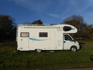 SOUTH COAST MOTORHOME/CAMPER HIRE FROM £55 PER DAY