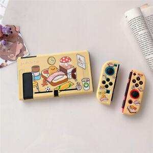 Cute Cartoon Gudetama Nintendo Switch Case Skin soft Shell Bag Protective cover