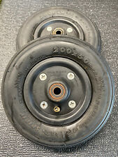 Two Aircraft/Ultralight Tail Or Nose Wheel 200x50 Spirit Tire With Skyway Rim