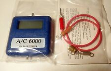 More details for universal battery voltage tester a/c 6000 0.750v to 199.99 synerg-ate