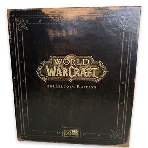 World of Warcraft Vanilla Collectors Edition - INCOMPLETE No Key See Description