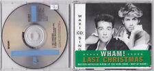 WHAM -Last Christmas- CDEP near mint