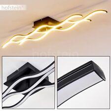 LED Design Wellen Decken Leuchten Büro Lampe Wohn Schlaf Zimmer Raum Flur Dielen