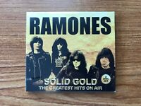 Ramones Solid Gold The Greatest Hits On Air (CD) Brand New Sealed