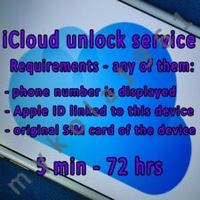 iCloud Unlock Removal Service Premium iPhone iPad Permanent