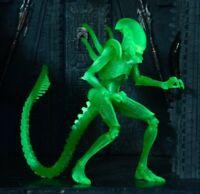 Alien Vs Predator Warrior Thermal Vision Glows in Dark Figure Neca Collectible
