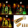 Charm 15 LED Cork Shaped LED Night Starry Light Wine Bottle Lamp for Xmas Party