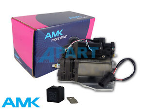 LR078650 Land Rover AMK Compressor And Relay A2870 Air Suspension OEM A2304