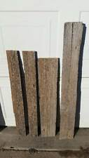 4 Reclaimed Vintage Old Barn Wood Lumber Boards Rustic Projects Signs  #1460