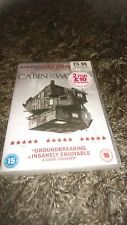 The Cabin In The Woods (DVD, 2012) NEW AND SEALED
