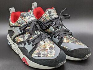 Puma Blaze Of Glory Cream x Veil Size 9 alife sneaker freaker bog clyde fieg sns