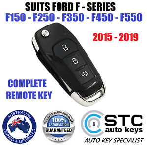 FORD F SERIES F150 F250 F350 F450 F550 REMOTE FLIP KEY 2015 2016 2017 2018 2019