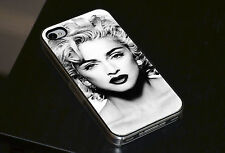 Madonna BW Face Icon Phone Case Fits iPhone 4 4s 5 5s 5c 6