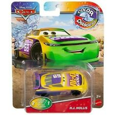 🔥NEW Disney PIXAR CARS H.J. HOLLIS N20 Cola (2 In 1) Color Changers Mattel RARE