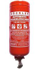 2kg Automatik Pulver Feuerlöscher Löschanlage Automatischer Feuerlöscher