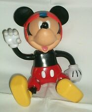 Disney's Mickey Mouse Vintage Movable Toy