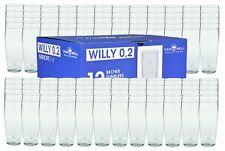 120er Set Biergläser Willibecher 0,2L Bierglas Gläser Bier Glas Pils Grillparty