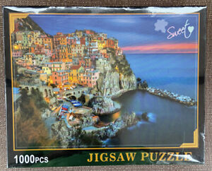 "DCBA HGFE  1000pc JIGSAW PUZZLE ""SWEET"""