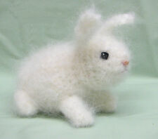 CROCHET PATTERN / Instruction leaflet - BABY BUNNY soft toy rabbit - Ref.19B