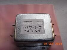 F.AK.DB.3300.ZD  Line Filters Netzfilter 20A oder10A 120 / 250V Arcotronics