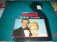 Marnie Movie Laserdisc Laser Disc Disk Lasedisk Hitchcock