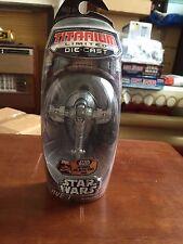 Star Wars: Titanium Series Die-Cast Vehicle: Boba Fett SLAVE I (GALACTIC HUNT)