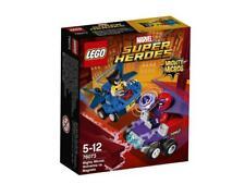 A-WARE: LEGO X-MEN Super Heroes - Mighty Micros: Wolverine versus Magneto 76073