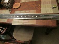 1965 PONTIAC GTO - Rear Tail Panel Molding - OEM #4471400