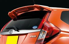 REAR SPOILER RS-STYLE W/ LAMP ABS FOR HONDA FIT JAZZ 14' Unpainted
