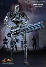 HOT TOYS TERMINATOR GENISYS ENDOSKELETON 1:6 scale FIGURE NEW/SEALED FREE POST