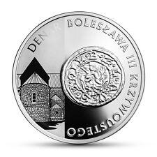 Poland / Polen - 10zl History of Polish Coin Boleslaw the Wry-Mouthed - denarius