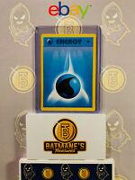 Energy Water 102/102 1st Edition NM Near Mint Base Set Non-Holo Pokemon Card