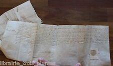 ✒ 2 LS duc MONTPENSIER & comtesse LAVAL Bretagne EXCEPTIONNEL nomination 1591