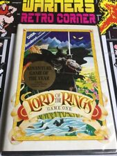 Amstrad Cpc Disk Disc Lord Of The Rings Rare Game Boxed