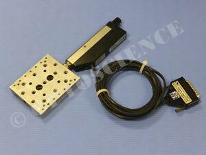 Newport UMR8.25 Translation Stage with LTA-HL Motorized Linear Actuator