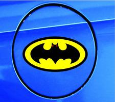 New 11cm Batman Pattern car bonnet decals Auto modification Reflective stickers