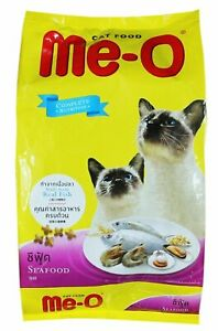 ME-O, Cat Food, Seafood, 450g