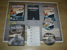 SILENT HUNTER 4 IV Wolves Of The Pacific + U-BOAT MISSIONS Add-On Pack Pc DVD