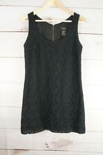 Aritzia Talula Black Lace Sleeveless Dress Size 4 Small