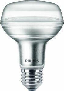 LED Lampada Riflettore Philips Corepro E27 R80 8W (=100W) 36° 2700K A 81185600
