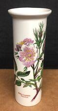 "Portmeirion Botanic Garden 6 3/4"" Serif Vase ""Rosa Canina"""