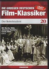 DVD: Der Bettelstudent (1936) - sehr guter Zustand  (Marika Rökk, Joh. Heesters)