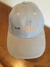 Audi Driving Experience Gray Baseball Hat  Cap Adjustable