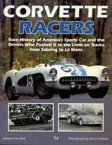 von Dare, Gregory: Corvette Racers