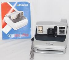 Polaroid One 600 Ultra Instant Film Camera with Strap & Instructions Classic