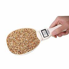 Pet Food Measuring Scoop Dog Cat Food Detachable Digital Spoon Kitchen Baking