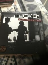 "THE LIBERTINES Can't Stand Me Now 7"" Black Vinyl Pic Sleeve MINT Pete Doherty"