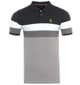 Luke 1977 Shuffle Polo Shirt - Black