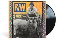 Paul McCartney & Linda - Ram [New Vinyl LP] 180 Gram